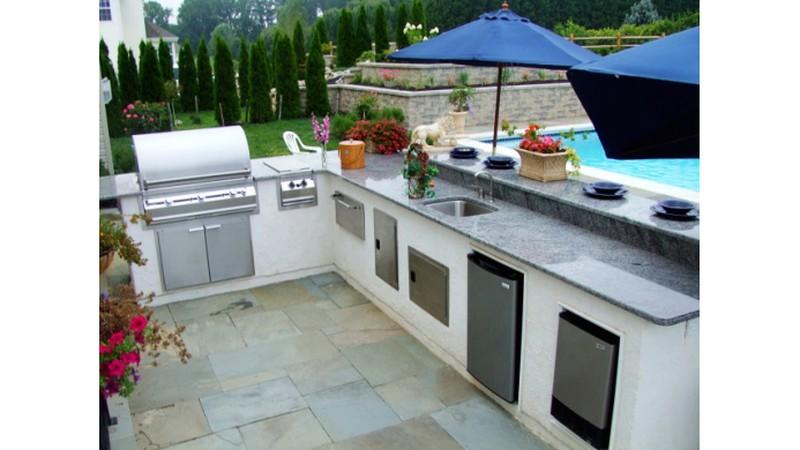 Outdoor Küchen Ausstellung : Individuelle aussenküchen aussenküchen hico feuerland gränichen