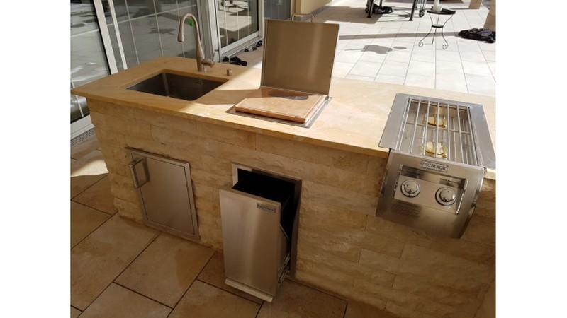 Türen Und Schubladen Für Die Außenküche : Individuelle aussenküchen aussenküchen hico feuerland gränichen