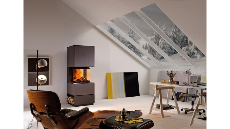 austroflamm mel. Black Bedroom Furniture Sets. Home Design Ideas