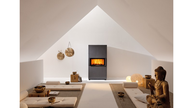 austroflamm rikk. Black Bedroom Furniture Sets. Home Design Ideas