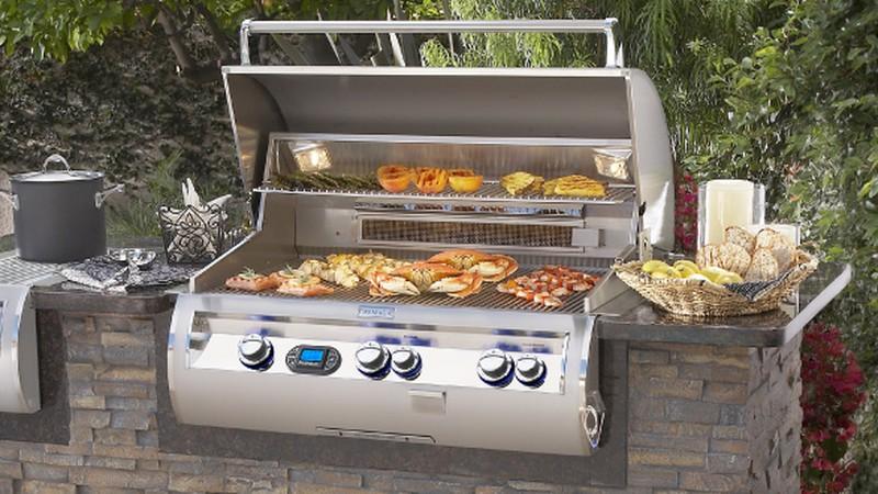 Outdoor Küche Gasgrill : Firemagic gasgrills aussenküchen hico feuerland gränichen