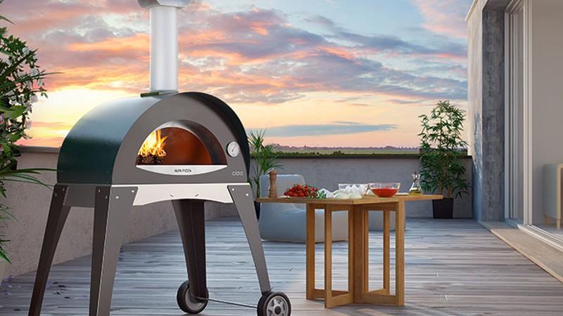 CIAO M Pizza-Backofen - Pizzaöfen und Brotbacköfen | HICO Feuerland ...